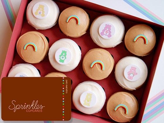 Carebears sprinkles giveaway 2