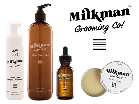 Milkmangrooming