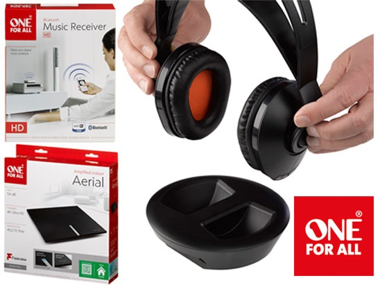 One For All entertainment accessories sweepstakes