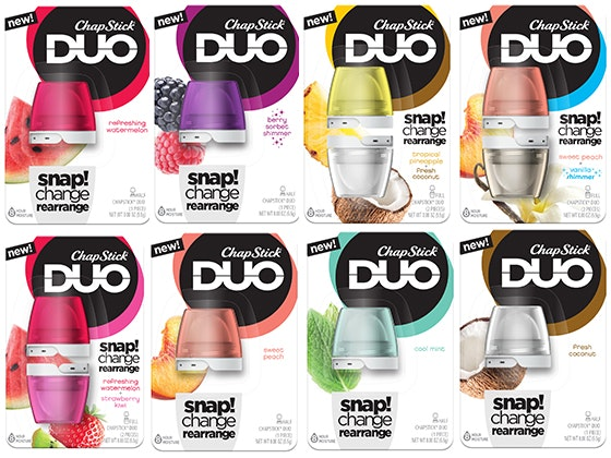 Chapstick Duo  sweepstakes