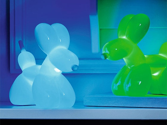 J14 Decorate: Balloon Dog Night Light  sweepstakes