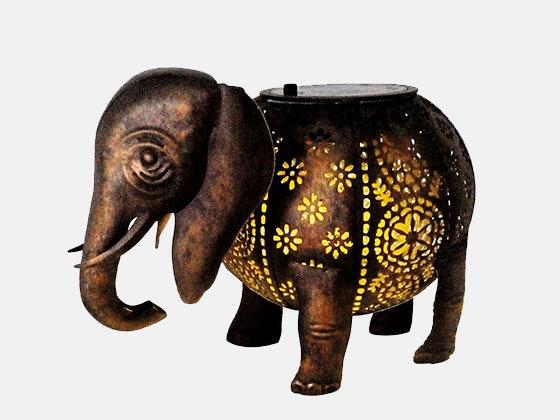 J14 Decorate: Elephant Lantern  sweepstakes