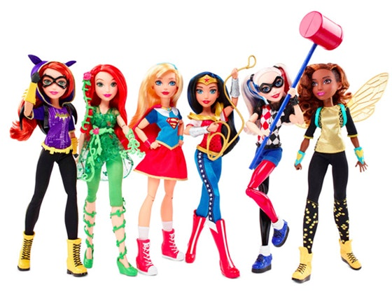 Superhero Girls Action Doll sweepstakes