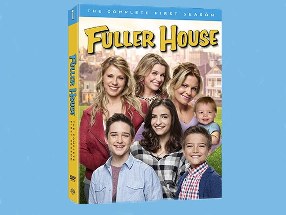 Fuller House: The Complete First Season sweepstakes