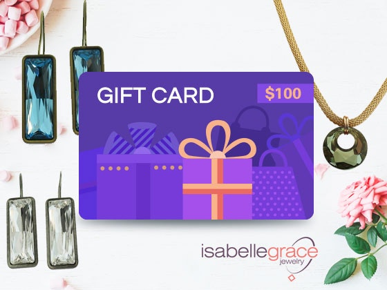 Isabelle Grace Jewelry Gift Card sweepstakes