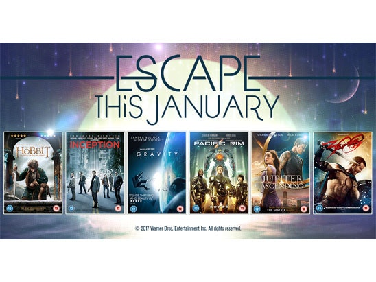 Escape this january
