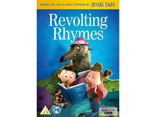 Revolting Rhymes sweepstakes