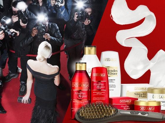 Gewinnen Sie ein Haarpflegepaket Gewinnspiel