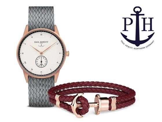 Stylische Uhr und Armband Gewinnspiel