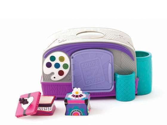 Girls World: Craft EZ Oven sweepstakes