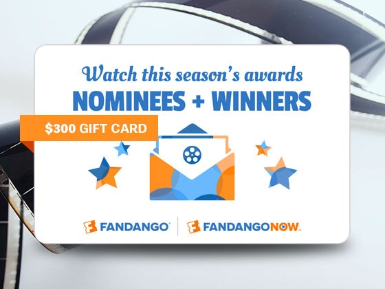 FandangoNOW Gift Card sweepstakes