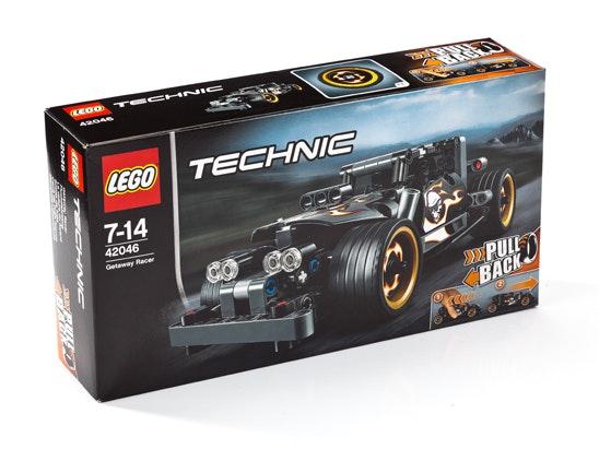LEGO Technic Getaway 42046 sweepstakes