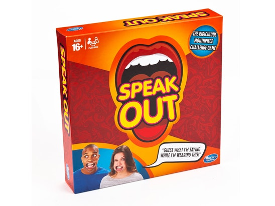 Speak Out sweepstakes