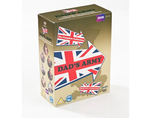 Dad's Army: The Complete Collection  sweepstakes