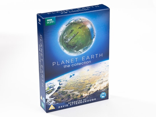 Planet Earth: The Collection DVD sweepstakes
