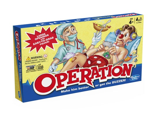 OPERATION sweepstakes