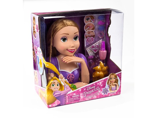 Disney Princess Rapunzel Deluxe Styling Head sweepstakes