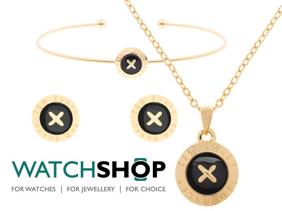 Ted Baker jewellery from Watchshop.com sweepstakes