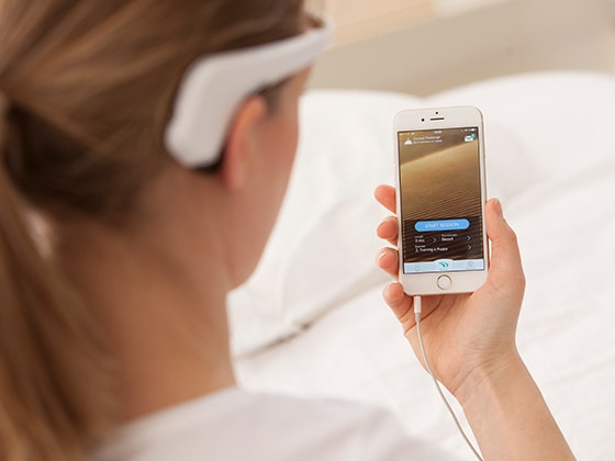 Muse Brain Sensing Headband sweepstakes