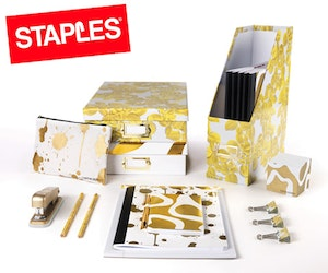 Win staples giveaway sm