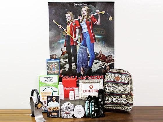 Valentines swag bag giveaway