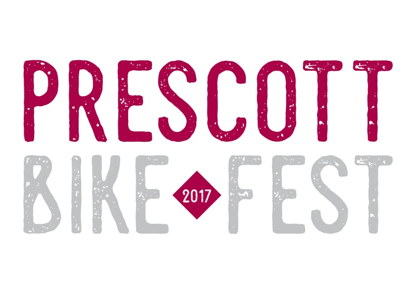 Prescott bike fest 2017 logo