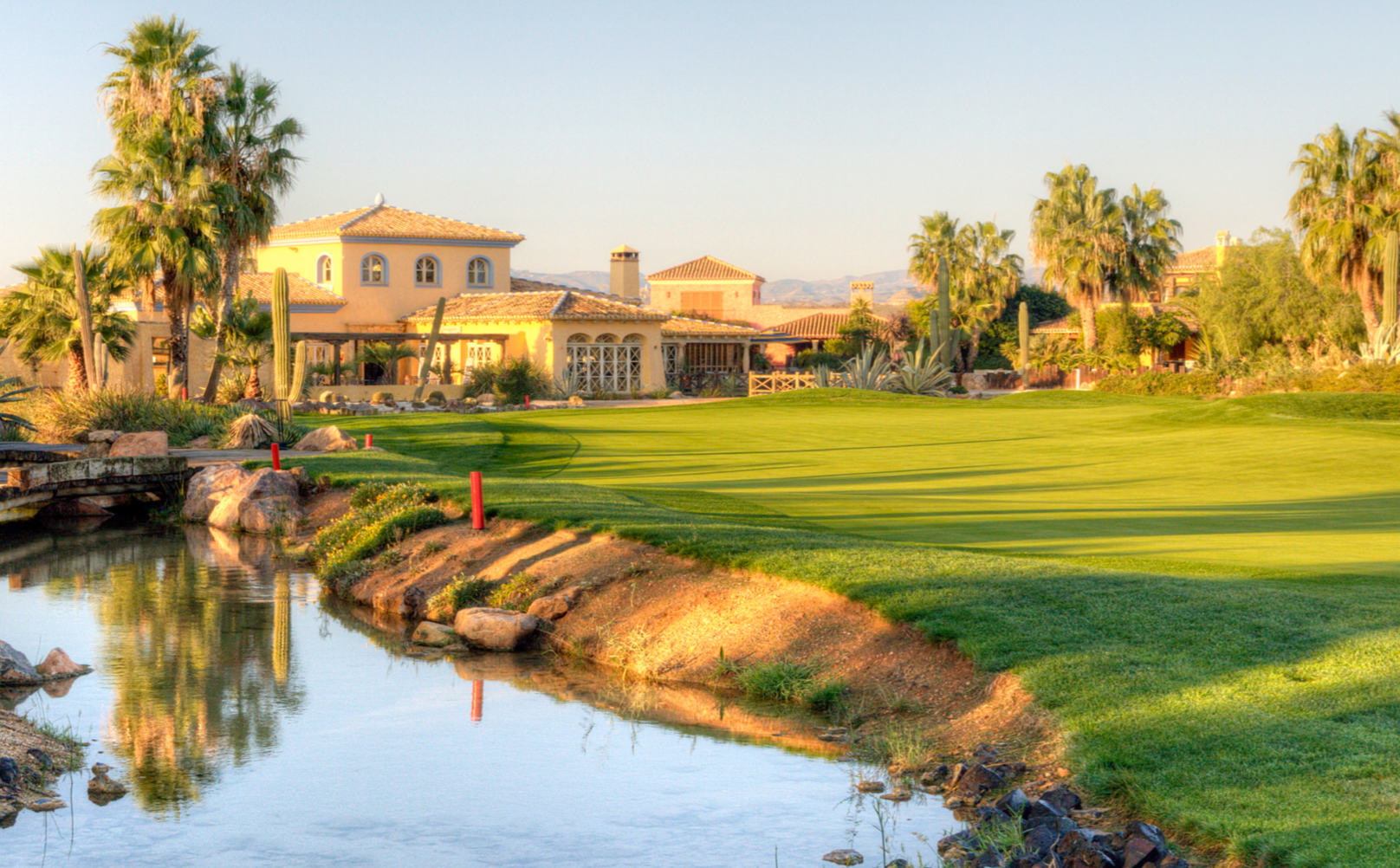 WIN A GOLF BREAK AT DESERT SPRINGS sweepstakes