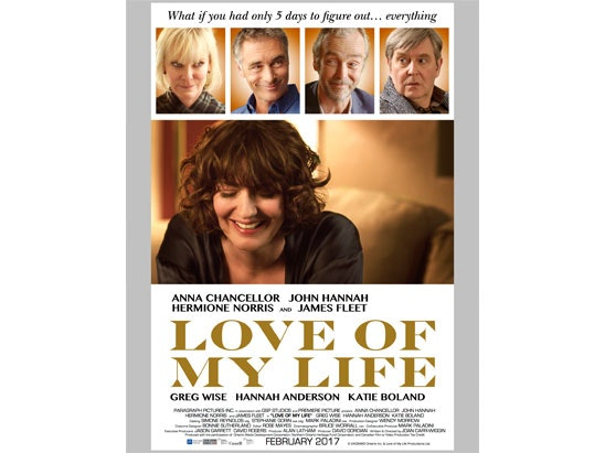 Love of my Life sweepstakes