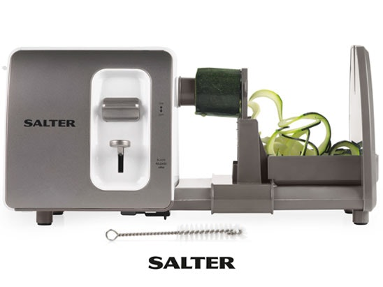 a Salter Electric Spiralizer sweepstakes