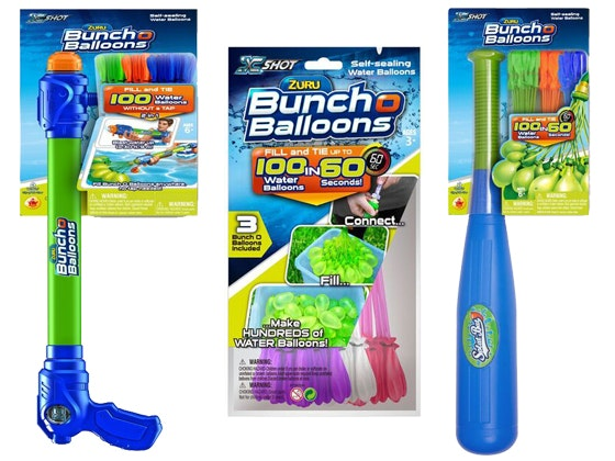 Bunch O Balloons Prize Packs sweepstakes