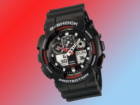 Mens Casio G Shock Watch sweepstakes