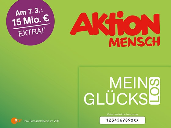 Losfoto aktion mensch bauer portale 170123