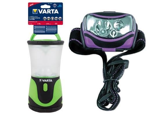 Varta light power kit competition