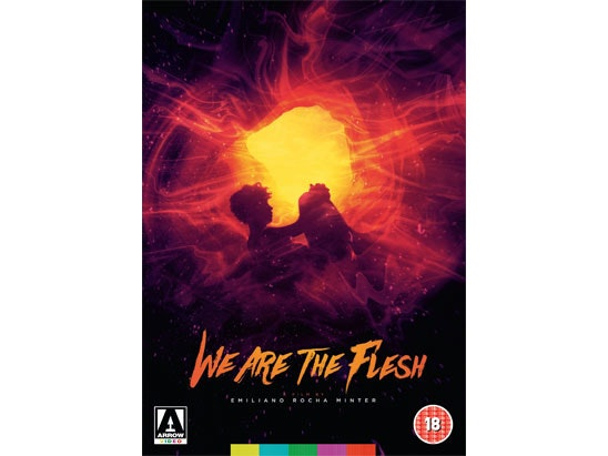 We Are The Flesh DVD sweepstakes