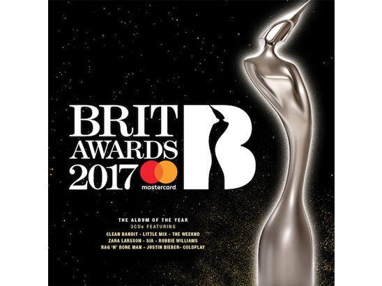 The BRIT Awards 2017  sweepstakes