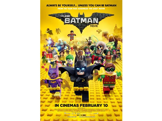 LEGO BATMAN MOVIE sweepstakes