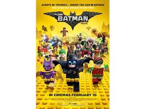 Lego batman merch bundle