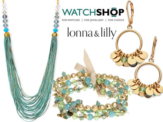 a set of Lonna & Lilly jewellery sweepstakes