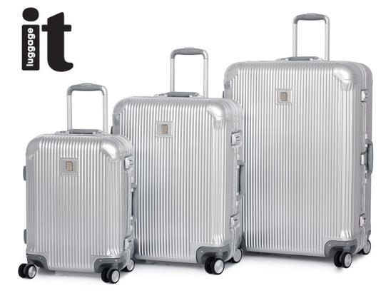 It luggage suitcases competition