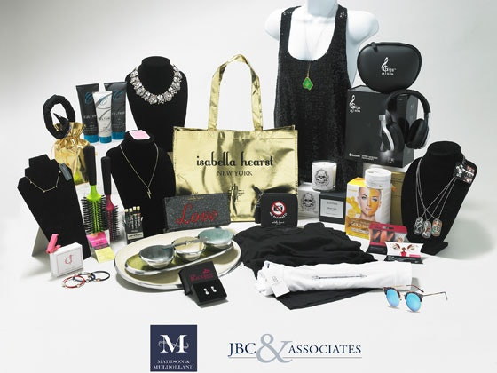 Hollywood Swag Bag sweepstakes