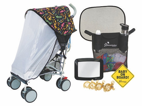 Dreambaby® travel bundle!  sweepstakes