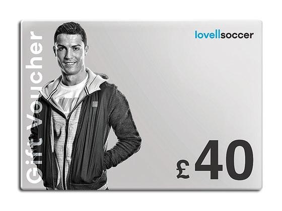 £40 LOVELL SOCCER VOUCHER! sweepstakes