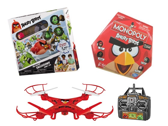 Angry Birds Game Set By Rovio  sweepstakes