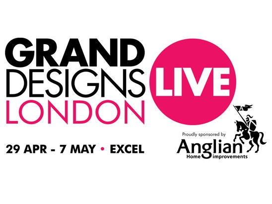 Grand Designs Live sweepstakes