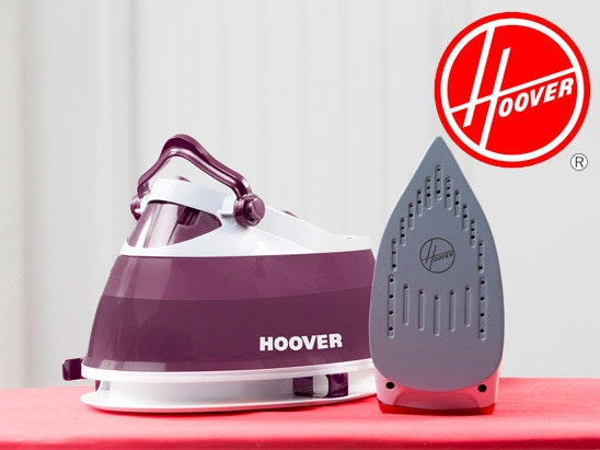 Hoover IronVision Elite Steam Generator Iron sweepstakes