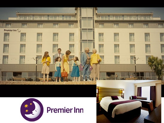 an Easter getwway with Premier Inn sweepstakes