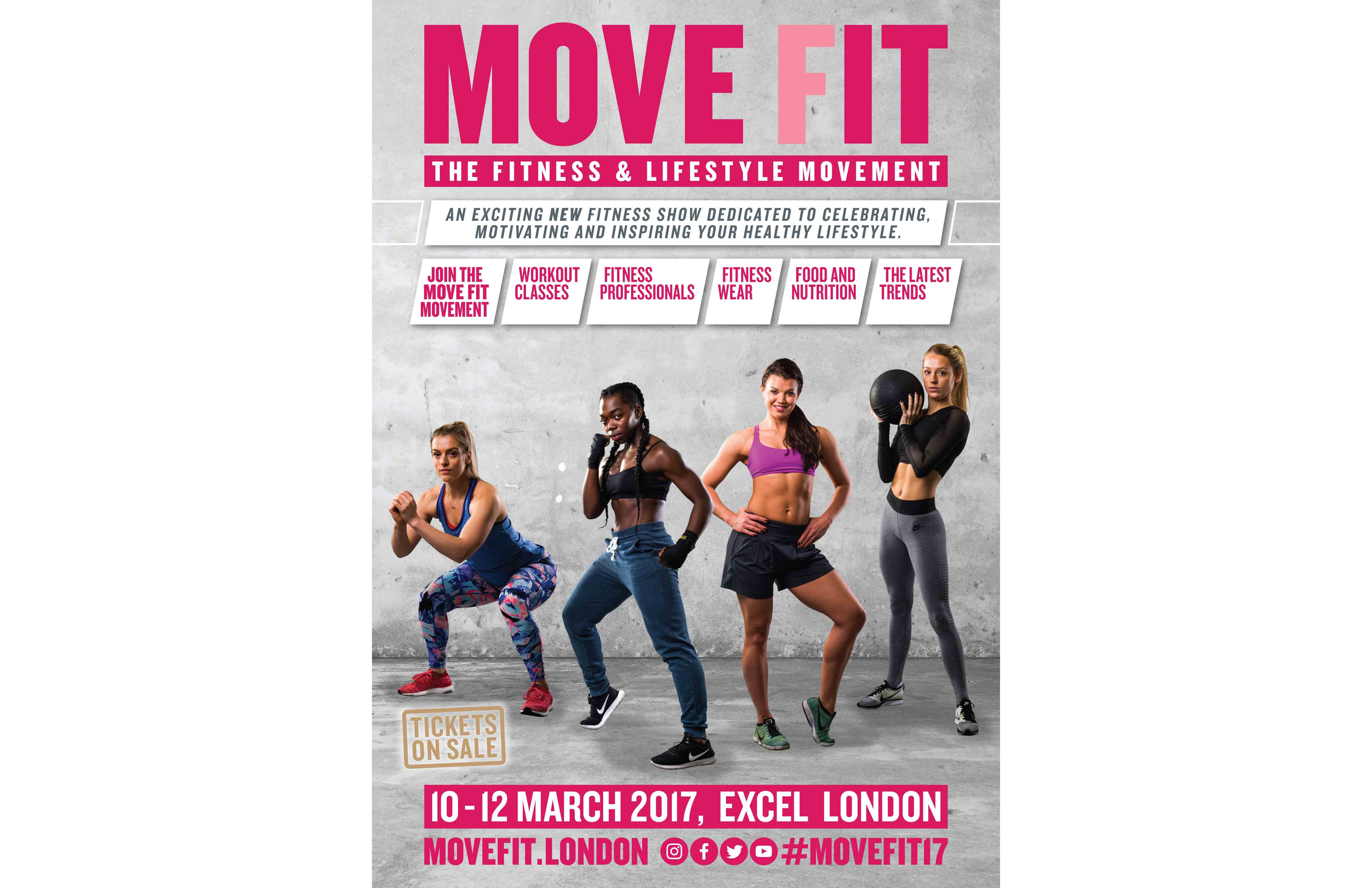 MOVE FIT tickets sweepstakes