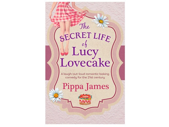 The Secret Life of Lucy Lovecake by Pippa James sweepstakes
