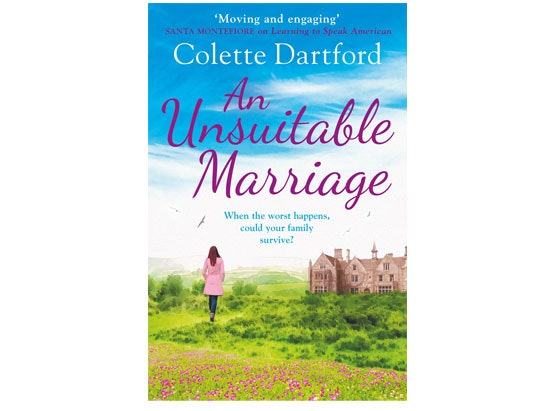An Unsuitable Marriage by Colette Dartford sweepstakes