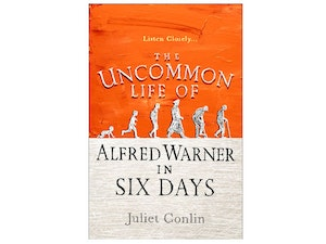 The uncommon life of alfred warner in six days book competition